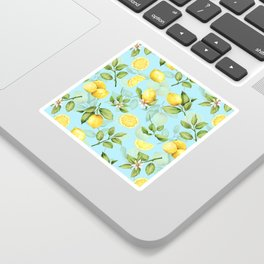 Vintage & Shabby Chic - Lemonade Sticker