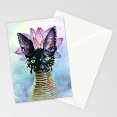 Cat Goddess Stationery Cards