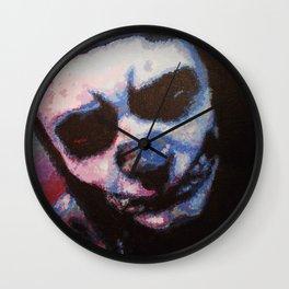 Brady Szuhaj Skeleton Wall Clock