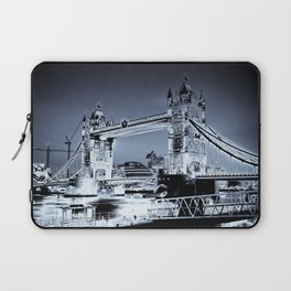 Tower Bridge Art Laptop Sleeve