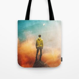 So Far From Me Tote Bag