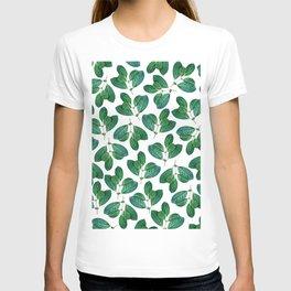 Lemon Leaf #society6 #decor #buyart T-shirt