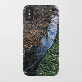 Brook iPhone Case