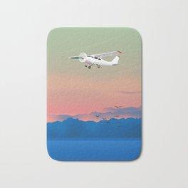 Prop plane Bath Mat