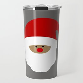 Santa Claus Travel Mug