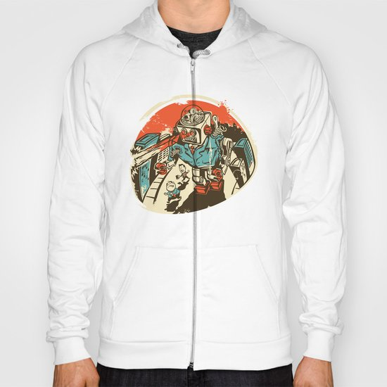 Mechanical Mayhem Hoody
