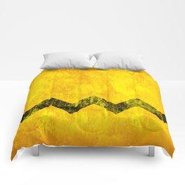 Distressed Charlie Brown Comforters