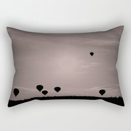 Love is in the air! Rectangular Pillow