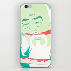 The Death of Master Zhang iPhone & iPod Skin