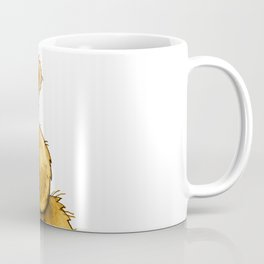 Beary sorry. Coffee Mug