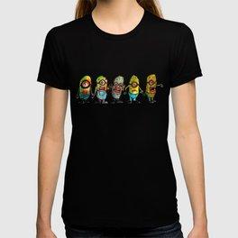 zombie minons T-shirt