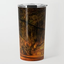 Lahaina Banyan Tree Travel Mug