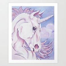 Olivia's Dream Art Print