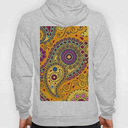 African Style No3 Hoody