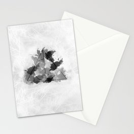 The Gifts Black and White Version Stationery Cards