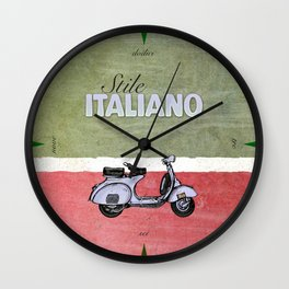 Stile Italiano Wall Clock