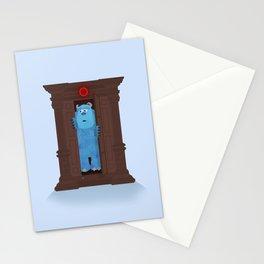 Monster's Wardrobe Stationery Cards