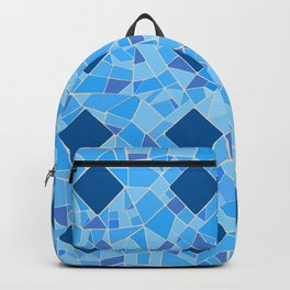 AFE Abstract Mosaic Pattern2 Backpack