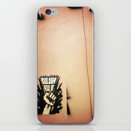 The Golden Rule iPhone Skin