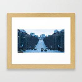 Ewha Womans University Framed Art Print