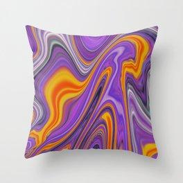 Blarb dos Throw Pillow