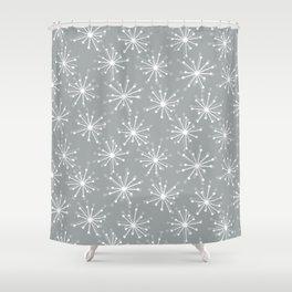 Sparkling Modern II Shower Curtain