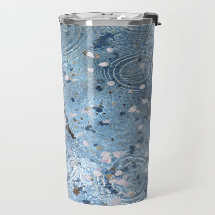 Water Photograph Travel Mug