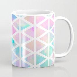 Pink pastel aztec pattern Coffee Mug
