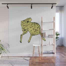 Dog Lover (Golden Retriever) Wall Mural