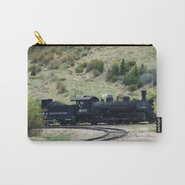 Durango&Silverton Engine 480 Carry-All Pouch