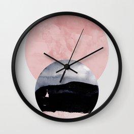 Minimalism 31 Wall Clock