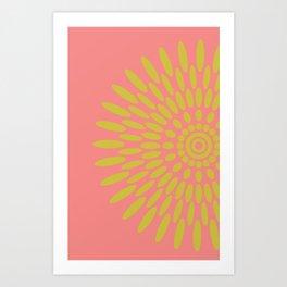 baby pop Art Print
