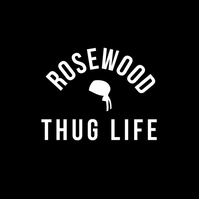 Rosewood Thug Life Duvet Cover