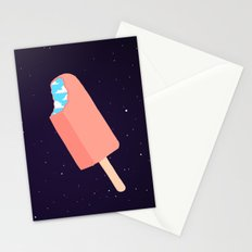 Creamsicle To Another Dimension... (inverted) Stationery Cards