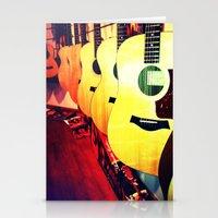 nashville Stationery Cards featuring Nashville by bobbierachelle