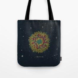 3. I think I'm in love Tote Bag