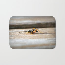 Parasitic Wasp Bath Mat