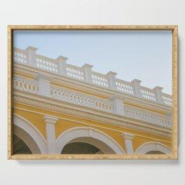 Cartagena Architecture Serving Tray
