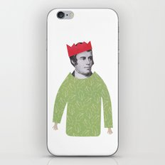 The embarrassing Christmas Jumper iPhone & iPod Skin