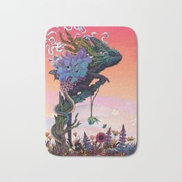 Phantasmagoria Bath Mat