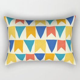 Let's Party! Rectangular Pillow