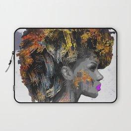 Afro-Girl Laptop Sleeve