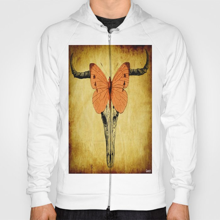The mystic butterfly Hoody