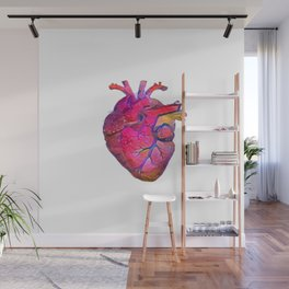 ALTERED Anatomical Heart Wall Mural