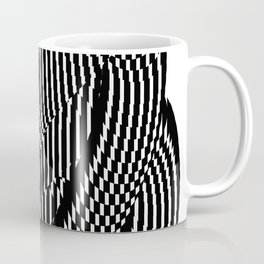 Op Art #1 Coffee Mug