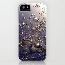 Bubbles Phone iPhone Case