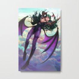 Morrigan Metal Print