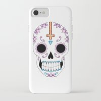 atheist iPhone & iPod Cases featuring ATHEIST by Alice Suttle