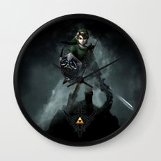 Legend Of Zelda - Skyward Sword Wall Clock