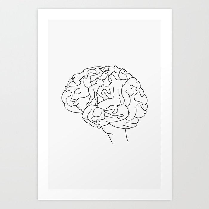 Brainstorm Kunstdrucke
